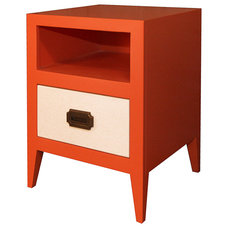 Contemporary Nightstands And Bedside Tables by Newport Cottages
