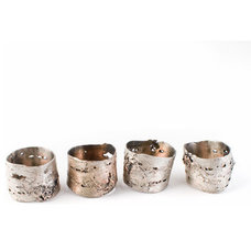 Contemporary Napkin Rings by Best American Arts