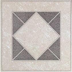 "NATIONAL BRAND ALTERNATIVE - 12"" x 12"" Floor Tile #4171A - Features:"