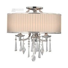 Traditional Flush-mount Ceiling Lighting by South Shore Decorating