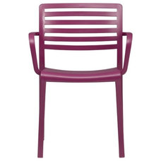 Contemporary Outdoor Dining Chairs by Crate&Barrel