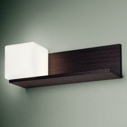 Cubi Console Wall Light by ITRE -