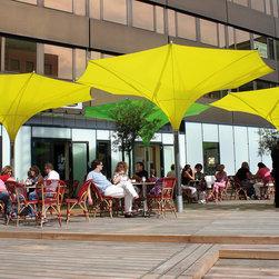 SmartShade™ Tramonto design umbrellas -