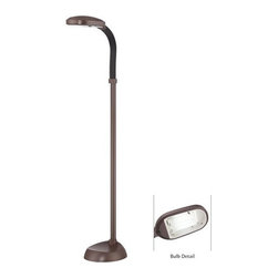 Kovacs - Kovacs GK P1000 1 Light Floor Lamp from the Comfy Eyes Collection - *Comfy Eyes Floor Lamp