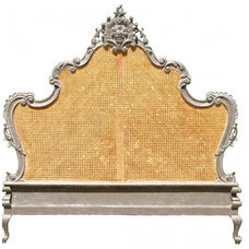Traditional Headboards by Belle Antique
