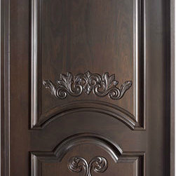 Heritage Collection (Custom Solid Wood Doors) - DB-H010 F CST