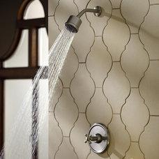Traditional Bathroom by Jeffrey Court, Inc.