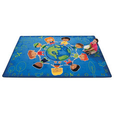Contemporary Kids Rugs by RTR Kids Rugs