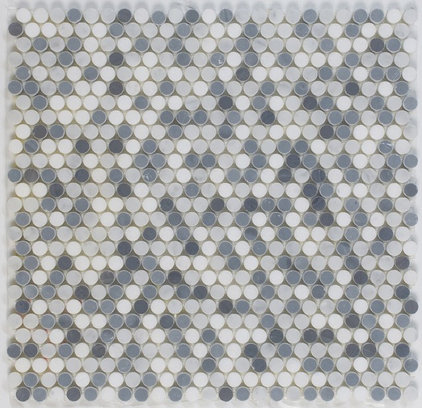 Eclectic Mosaic Tile by Mosaic Tile Stone