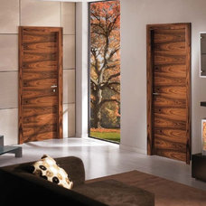 Contemporary Interior Doors by Aldena serramenti - Italian windows and doors