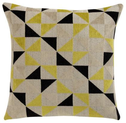 Modern Decorative Pillows by CB2