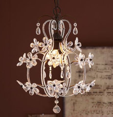 modern chandeliers by PBteen