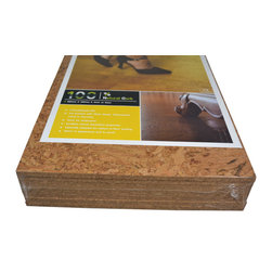 "5/16"" Forna Oak Bark Cork Tiles - Salami Cork Flooring (15.5 Sqft Per Package) - 5/16"" Forna Oak Bark Cork Tiles - Salami Cork Flooring (15.5 Sqft Per Package)"