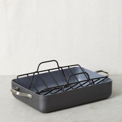 Contemporary Roasting Pans And Racks by West Elm