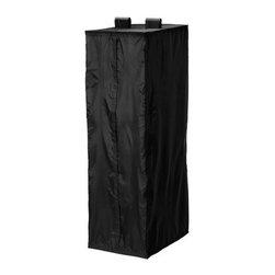 Sarah Fager - SKUBB Hanging clothes bag - Hanging clothes bag, black