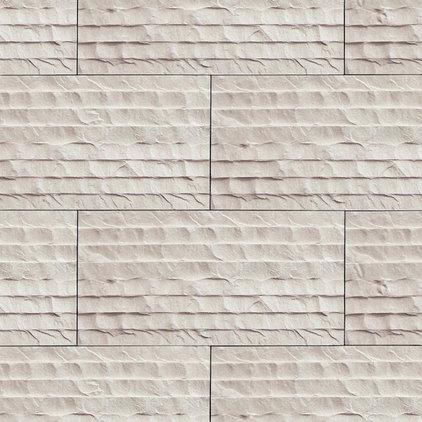 Contemporary Siding And Stone Veneer by Coronado Stone Products