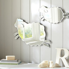 Contemporary Kids Decor by Pottery Barn Kids
