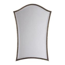 Uttermost - Uttermost Sergio Silver Vanity Mirror - 13585 B - Uttermost Sergio Silver Vanity Mirror - 13585 B