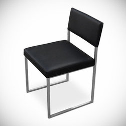 Gus - Graph Chair, Set of 2 - Graph Chair by Gus Modern