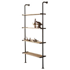 Industrial Bookcases by Oilfield Slang