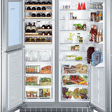 Contemporary Refrigerators And Freezers by atlanticappliance.net