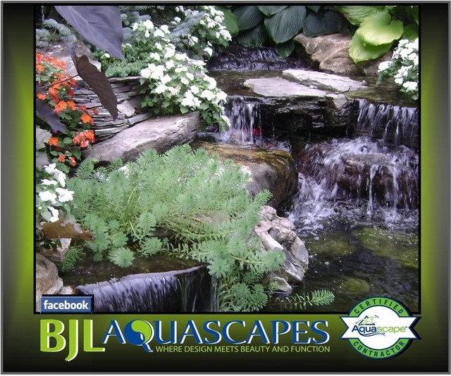 Traditional Landscape by BJL Aquascapes
