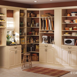 ORG Pantry Organization Systems - ORG Pantry Organization Systems are available at Home Source Interiors.