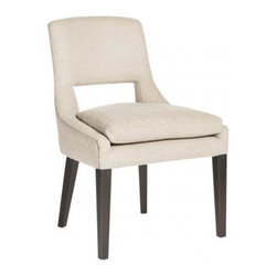 Aidan Gray - Aidan Gray AG Hom Jeff Dining Chair - Jeff Dining Chair by Aidan Gray. Color/Finish: CognacMinimum Required: 2