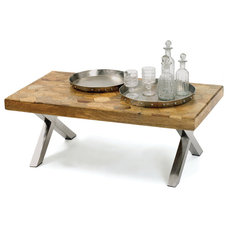 Traditional Coffee Tables by Kathy Kuo Home