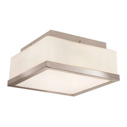 Trans Globe Lighting - Trans Globe Lighting 10090 PC Flushmount In Polished Chrome - Part Number: 10090 PC