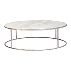 Mobital Elysee Coffee Table Add Instant Elegance To