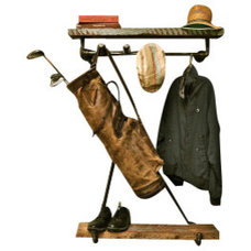 Industrial Clothes Racks by Oilfield Slang