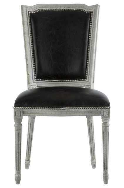 Traditional Dining Chairs by Rebekah Zaveloff | KitchenLab