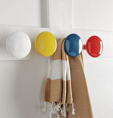modern hooks and hangers by West Elm