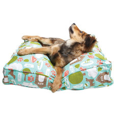 Contemporary Dog Beds by molly mutt