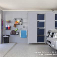 Traditional  by Storage By Design .ca