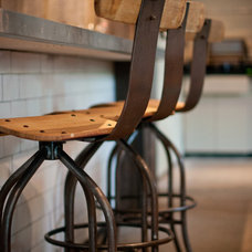 traditional bar stools and counter stools by Vinoture