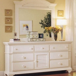 Broyhill Furniture - Pleasant Isle Door Dresser - 4961-30
