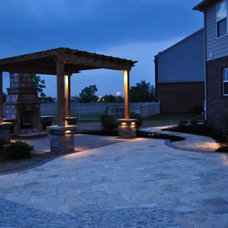 Mediterranean  by Two Brothers Brick Paving