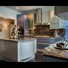 Contemporary Kitchen by Studio Snaidero Chicago