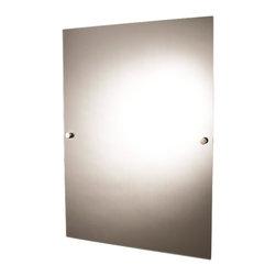 Croydex - Croydex Kensington Mirror, Chrome (QB551043YW) - Croydex QB551043YW Kensington Mirror, Chrome