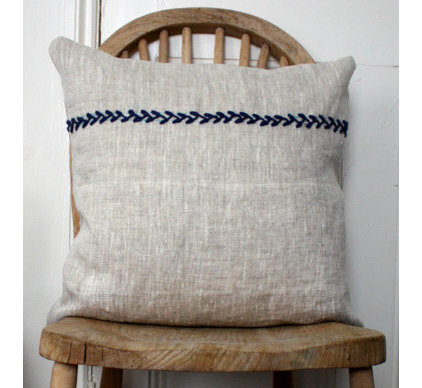 Modern Pillows by DaWanda