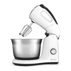 Breville 3-5-Quart Handy Stand and Hand Mixer