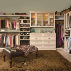 Contemporary Closet Organizers by Tailored Living North Vancouver