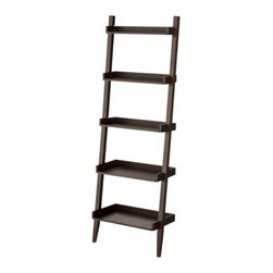 Manhattan Ladder Bookcase - Display all of your decorative items on this beautiful storage ladder.