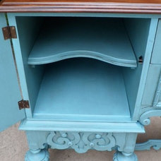 Eclectic Buffets And Sideboards by Painting the Town, Inc.