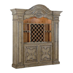 Ambella Home - New Ambella Home Enoteca Bar Cabinet 8' - Product Details