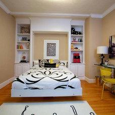 To inspire Dijon... / Catalano Residence - eclectic - bedroom - sacramento - by