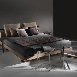 Flexform Beds - Patrik bed by Flexform