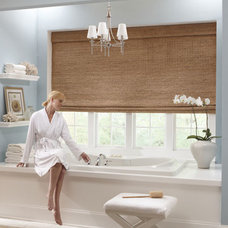 Traditional Roman Blinds by Best Shutters Direct